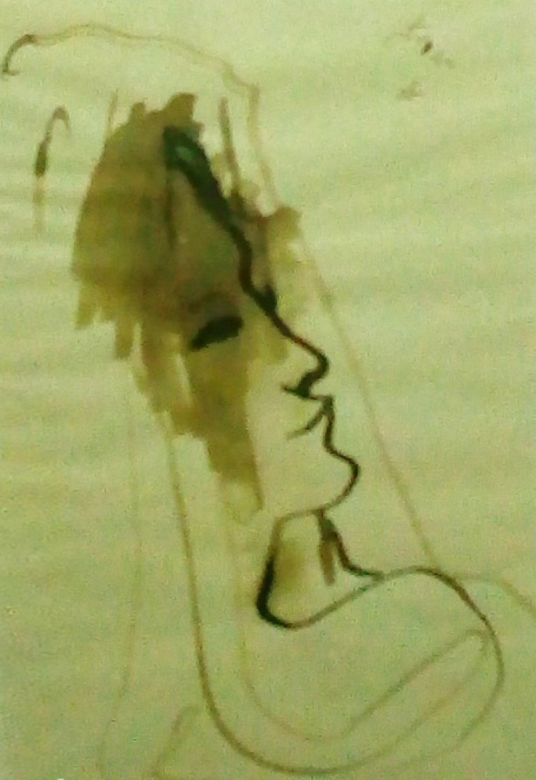 Untitled Drawing 1936 20x15 Drawing by Jean Cocteau