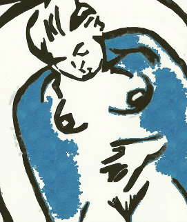 Bath 2008 Limited Edition Print - Leonard Cohen