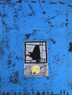 Introduction Sur Bleu 1990 Limited Edition Print by James Coignard