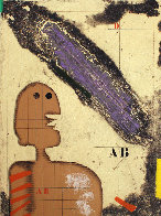 Presence 1986 Limited Edition Print by James Coignard - 0