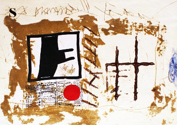 Comunication 1991 30x39 Super Huge  Limited Edition Print - James Coignard