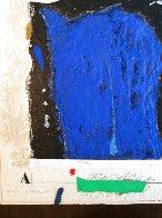 Etude Masse Bleue Limited Edition Print by James Coignard - 2