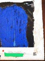 Etude Masse Bleue Limited Edition Print by James Coignard - 1