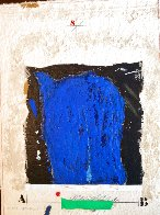 Etude Masse Bleue Limited Edition Print by James Coignard - 5