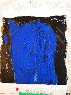 Etude Masse Bleue Limited Edition Print by James Coignard - 4