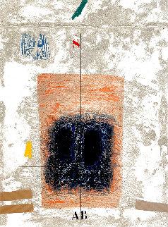 Deux En Stratication 1988 Limited Edition Print - James Coignard