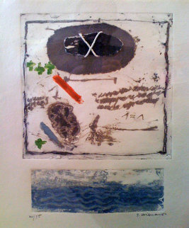 Trois Icons Pour Renoir 1987 Limited Edition Print by James Coignard