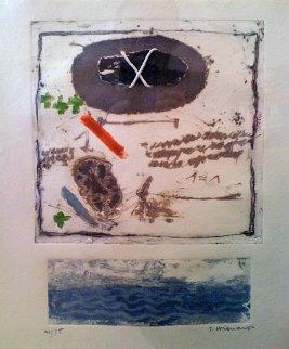 Trois Icons Pour Renoir 1987 Limited Edition Print - James Coignard