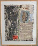 Untitled Carborundum Limited Edition Print by James Coignard - 1