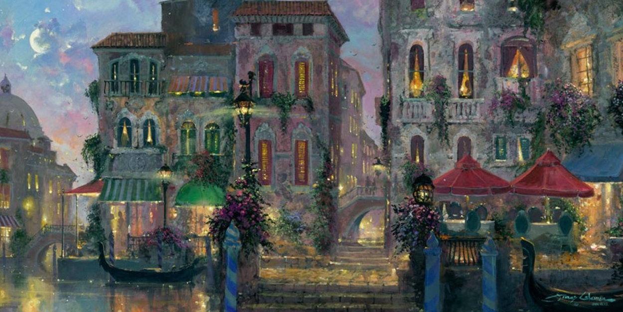 Immersed in Romance Limited Edition Print by James Coleman