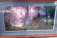 Misty Morning 1993 Limited Edition Print by James Coleman - 2