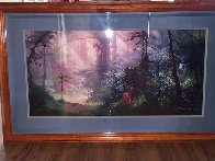 Misty Morning 1993 Limited Edition Print by James Coleman - 1