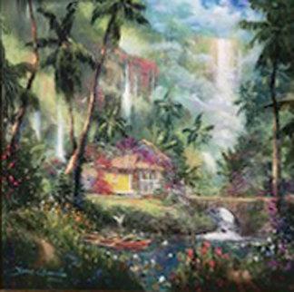 Warm Aloha 2012 38x38 Limited Edition Print - James Coleman