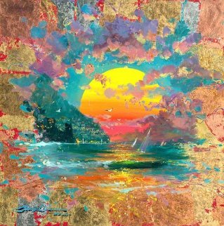 Emerald Sunset 2015 Limited Edition Print - James Coleman