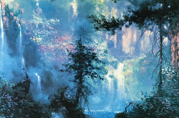 Wooded Sanctuary 1995 Limited Edition Print by James Coleman
