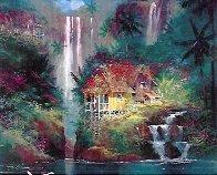Living Aloha 1996 Limited Edition Print by James Coleman - 0