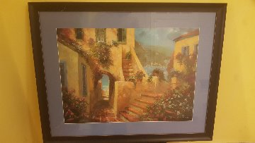 Steps By the Sea 2004 Limited Edition Print - James Coleman