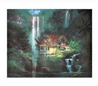 Living Aloha 1994 Limited Edition Print by James Coleman - 0