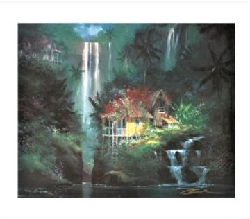 Living Aloha 1994 Limited Edition Print - James Coleman