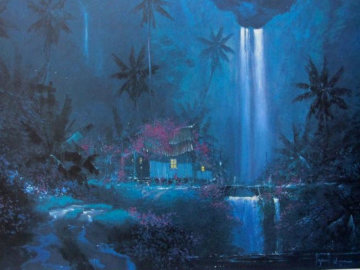 Night Fragrance 1994 Limited Edition Print - James Coleman