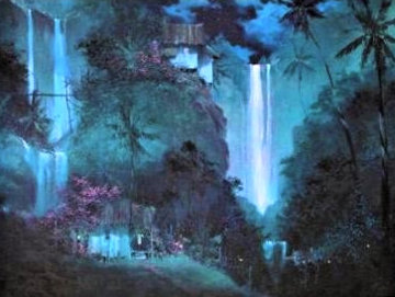 Tropical Moonlight 1994 Limited Edition Print by James Coleman
