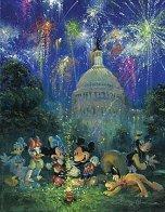 Summer Celebration 2008 Embellished Limited Edition Print by James Coleman - 2