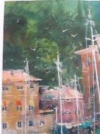 Portofino Bay 2009 Limited Edition Print by James Coleman - 7