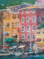 Portofino Bay 2009 Limited Edition Print by James Coleman - 2