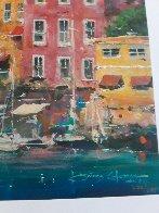 Portofino Bay 2009 Limited Edition Print by James Coleman - 3