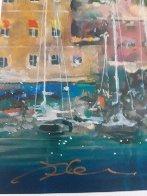 Portofino Bay 2009 Limited Edition Print by James Coleman - 4
