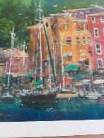 Portofino Bay 2009 Limited Edition Print by James Coleman - 5