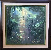 Pond of Enchantment 2000 Huge Limited Edition Print by James Coleman - 2