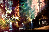 Peaceful Solitude 1994 Limited Edition Print by James Coleman - 0