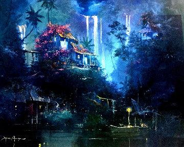 Majestic Falls Limited Edition Print - James Coleman