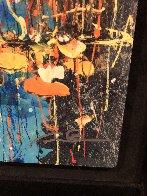 Lilypond of Light 2018 Embellished Limited Edition Print by James Coleman - 3