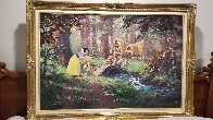 Sweet Goodbye 2008 Disney Limited Edition Print by James Coleman - 1