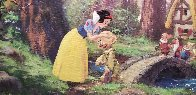 Sweet Goodbye 2008 Disney Limited Edition Print by James Coleman - 2
