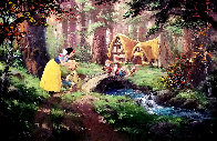 Sweet Goodbye 2008 Disney Limited Edition Print by James Coleman - 0