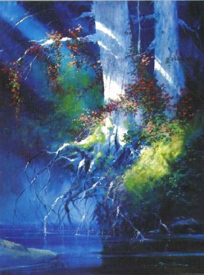 Tranquil Dream 2003 Limited Edition Print by James Coleman