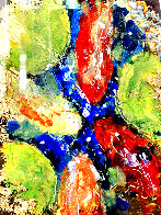 Meeting Place 2018 10x7 Original Painting by James Coleman - 0