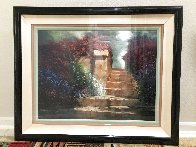 Garden Lights 1994 Limited Edition Print by James Coleman - 2