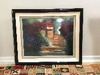 Garden Lights 1994 Limited Edition Print by James Coleman - 1