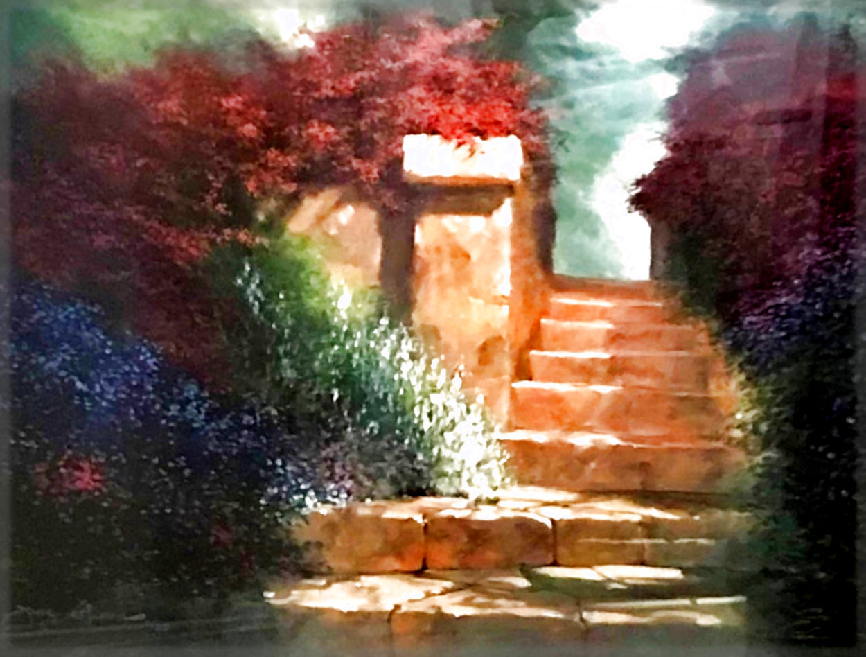 Garden Lights 1994 Limited Edition Print by James Coleman