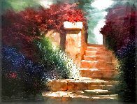 Garden Lights 1994 Limited Edition Print by James Coleman - 0