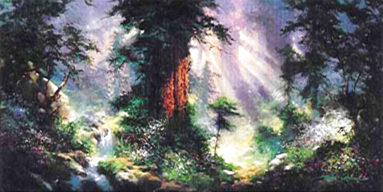 Living Nature's Peace Limited Edition Print by James Coleman