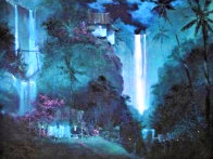 Tropical Moonlight 1994 Limited Edition Print by James Coleman - 0
