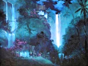Tropical Moonlight 1994 Limited Edition Print - James Coleman