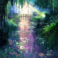 Pond of Enchantment Limited Edition Print by James Coleman - 0