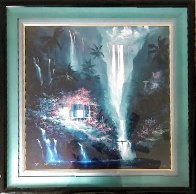 Surrender to Paradise 1993 Huge Limited Edition Print by James Coleman - 1