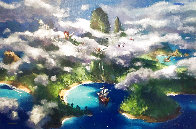 First Look At Neverland Limited Edition Print by James Coleman - 1